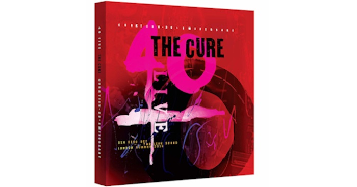 The Cure Boxset News