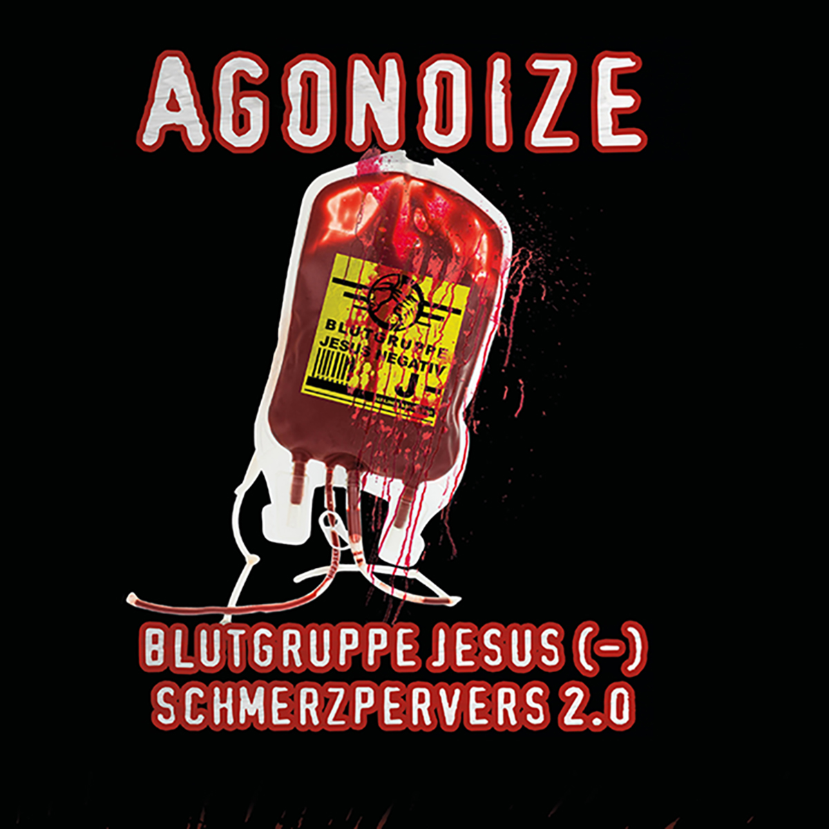 agonoize blutgruppe jesus cover