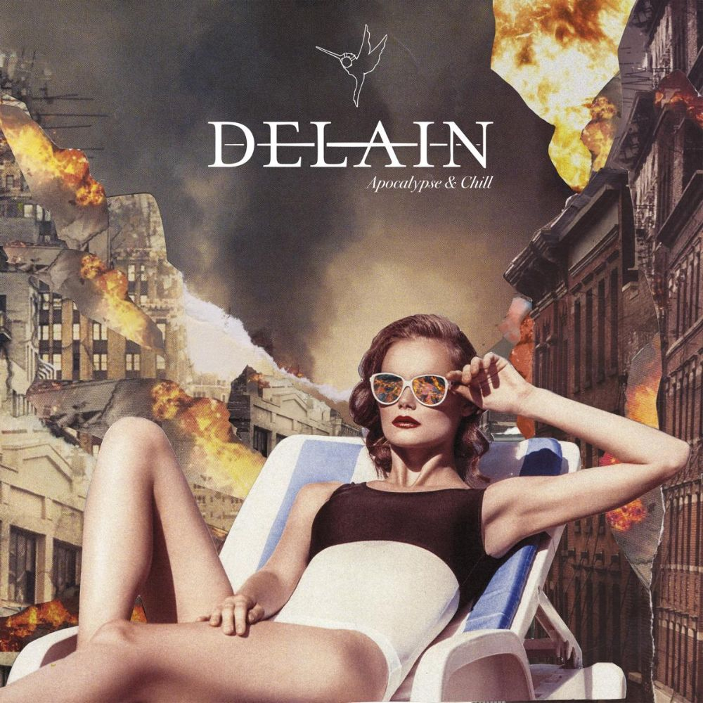 delain apocalypse and chill cover