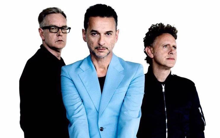 depeche mode 2018 homepage