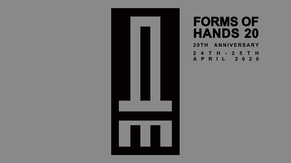 forms of hands 20 flyer