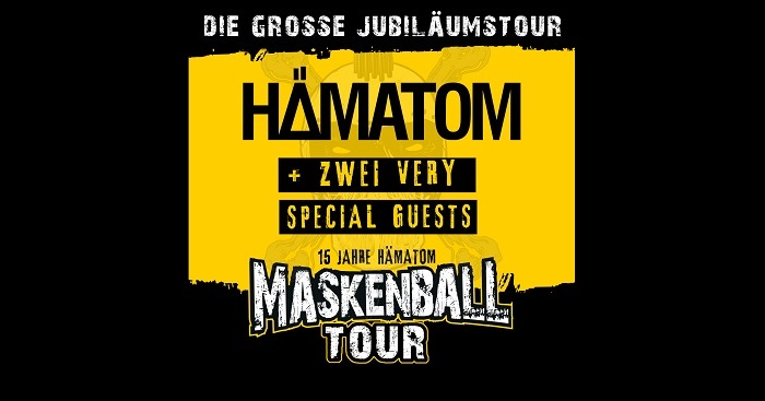 haematom tour 2020 News