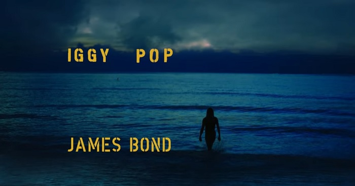 iggy pop james bond news