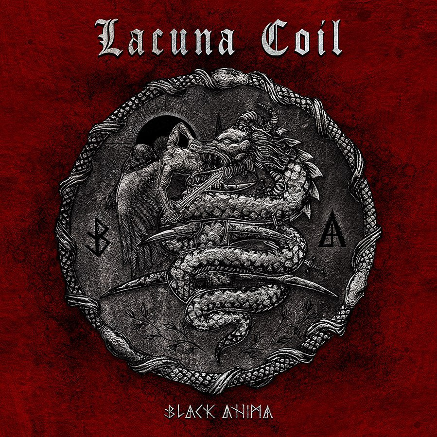 lacuna coil black anima cover