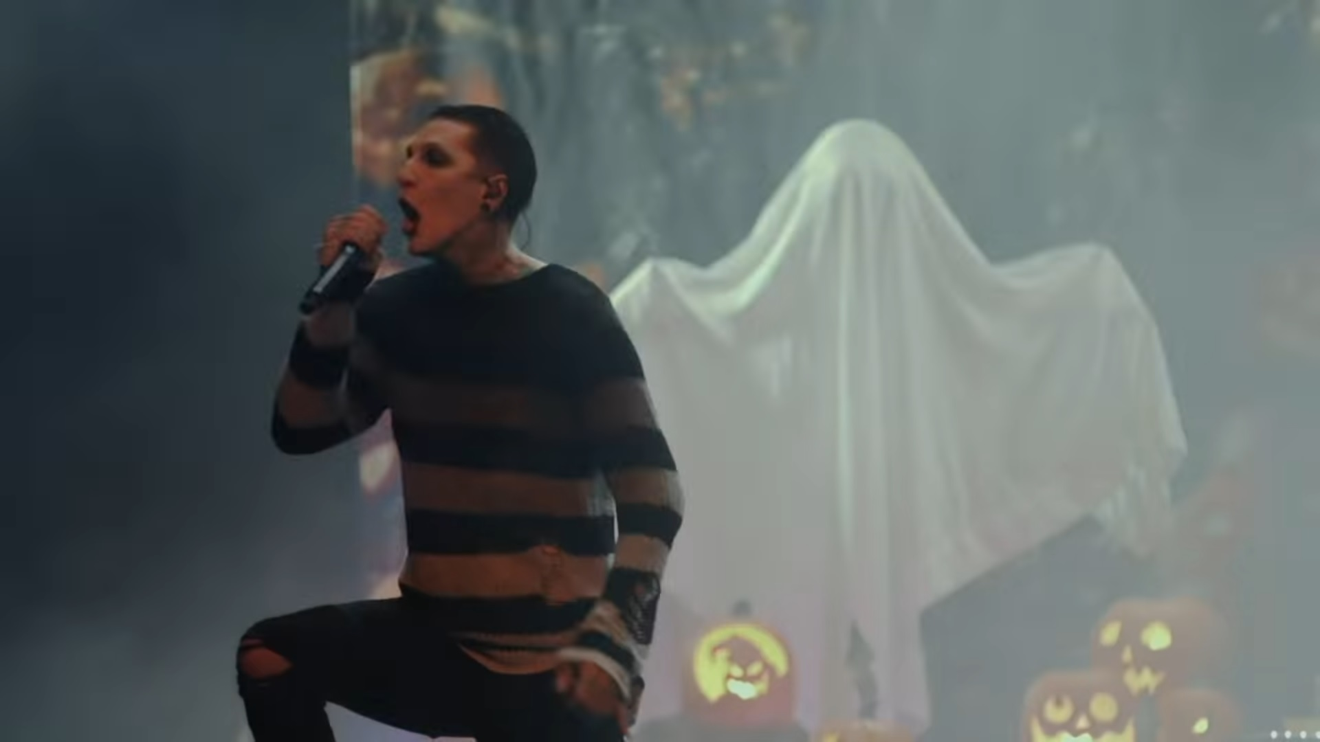 motionless in white livevideo 2019 news
