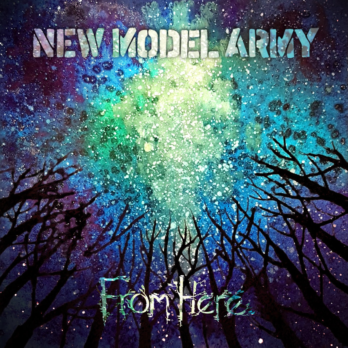 new model army from here cover