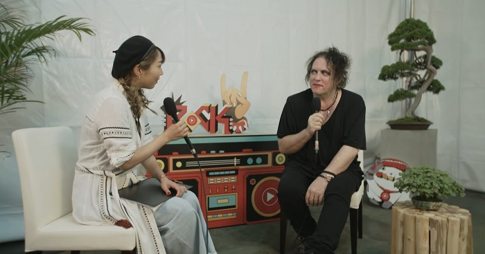 the cure interview news