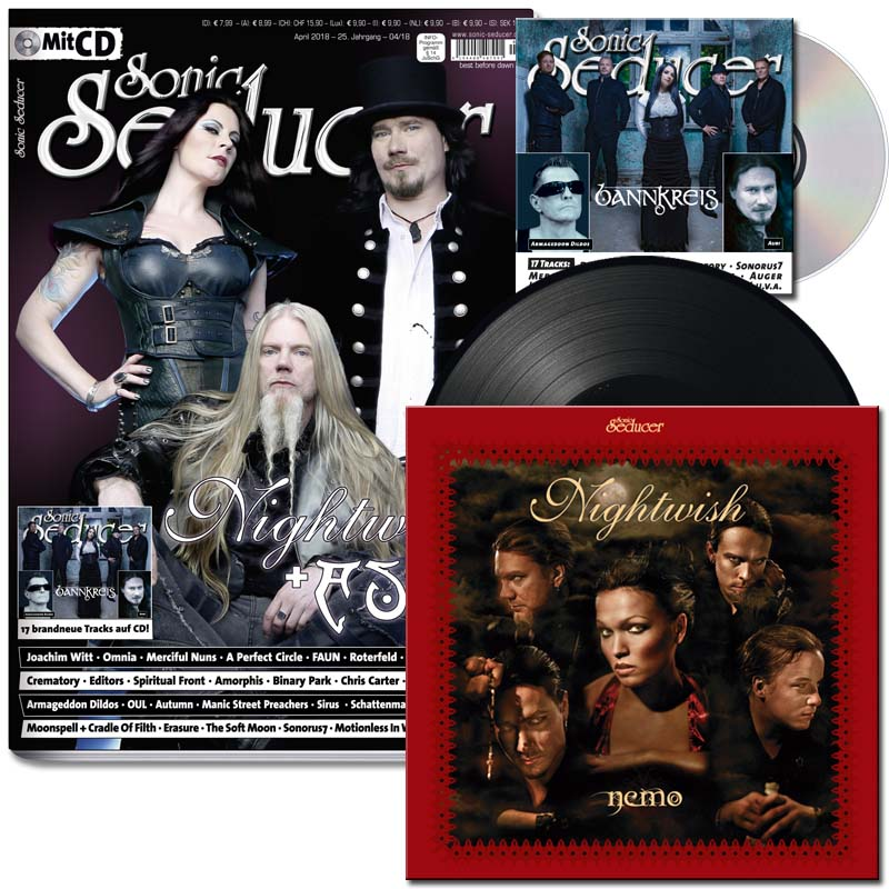 Nightwish Nemo 7