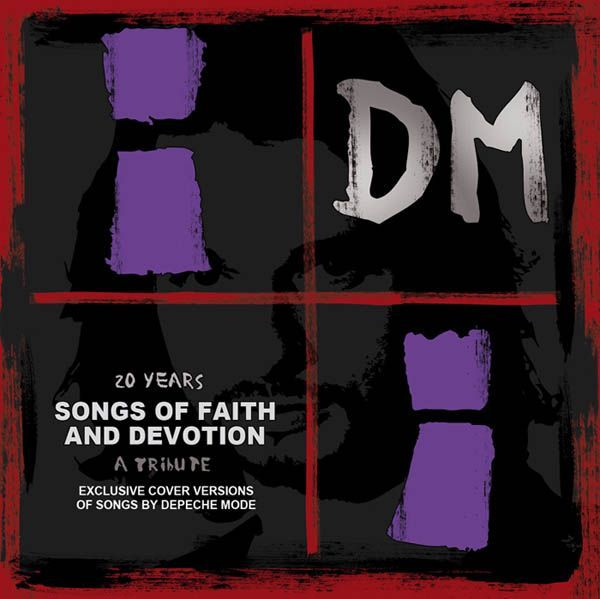 depeche mode 20 years of songs of faith and devotion tribute cd compilation