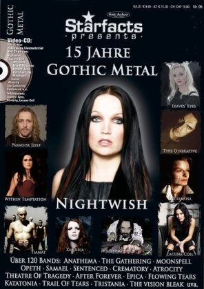 Starfacts, Gothic, Metal, Nightwish, Tiamat, Musik
