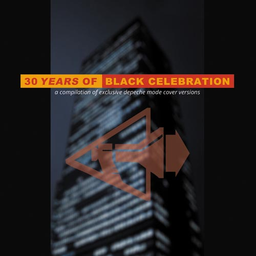 30 years of black celebration - depeche mode tribute CD - sonic seducer icons