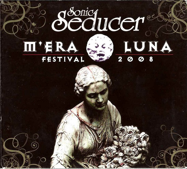 mera luna festival compilation cd 2008