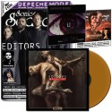 Editors Magazine 7 Inch Single - Edition GOLD - GOLDENES VINYL - lim 249 Ex