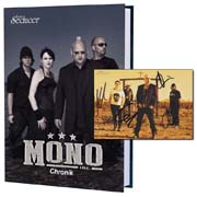 Sonic Seducer Mono Inc. Chronik Buch