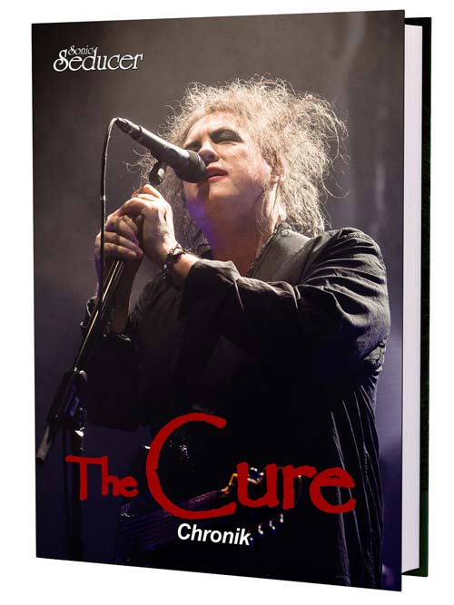 The Cure Chronik Biografie Biographie limitiert Sonic Seducer