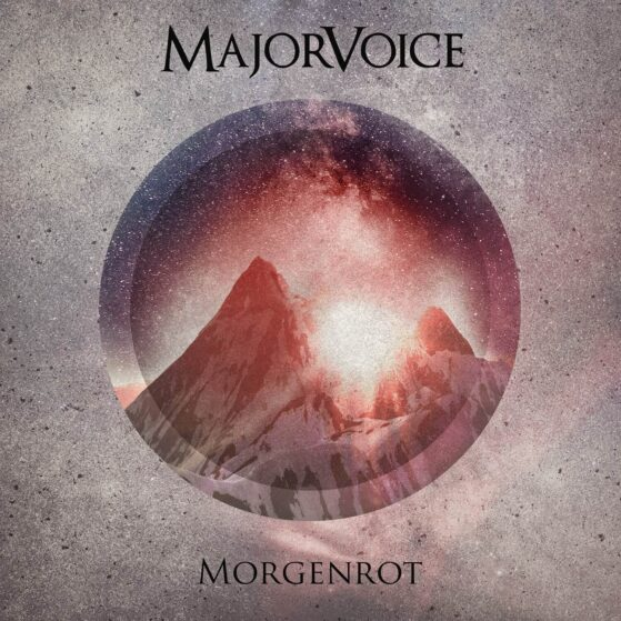 MajorVoice Morgenrot Album Cover 1500 1 559x559