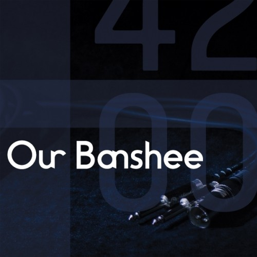 Our Banshee 4200 CD Cover