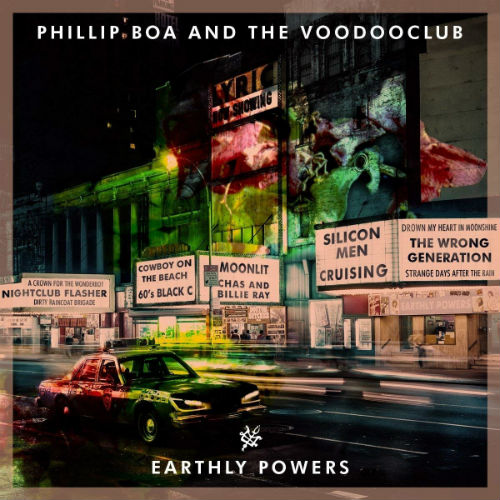 Phillip Boa And The Voodooclub Cover