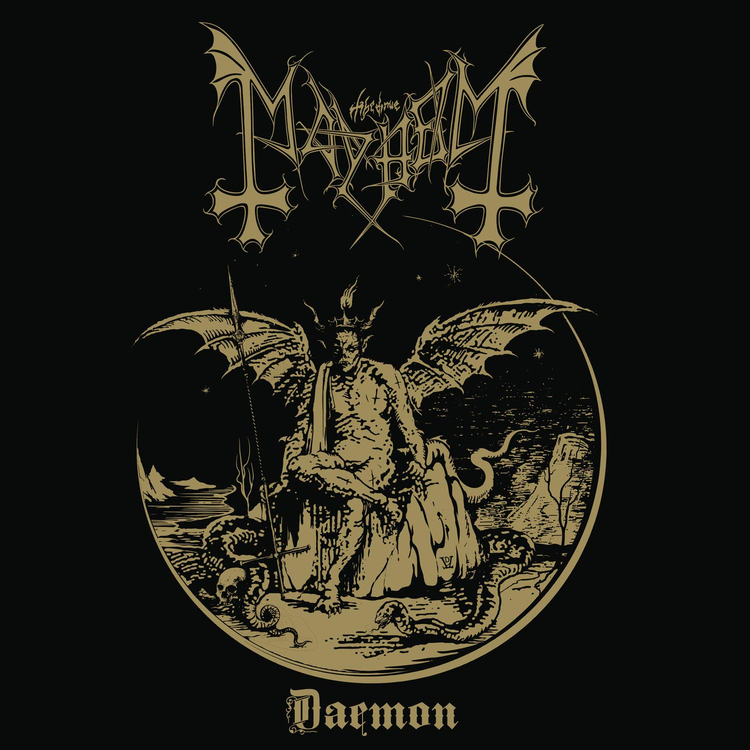 mayhem daemon cover