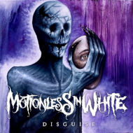 motionless in white disguise album cover 2
