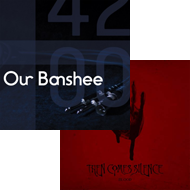 our banshee then comes silence
