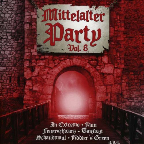 various sampler compilation mittelalter party 8