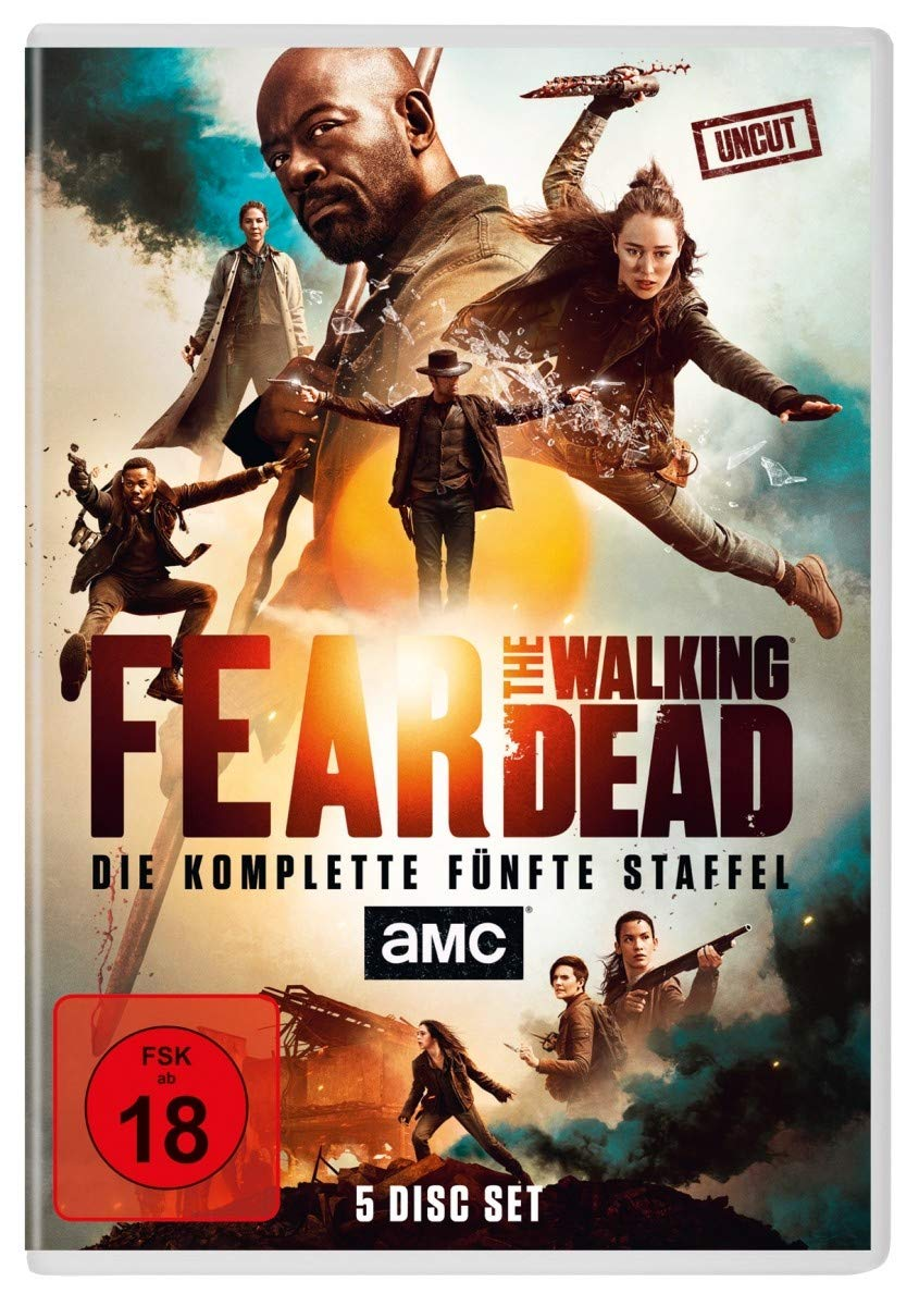 Fear The Walking Dead Staffel 5 DVD
