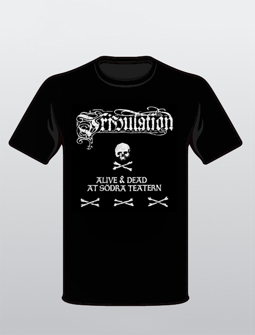 Tribulation Alive Tshirt Mock