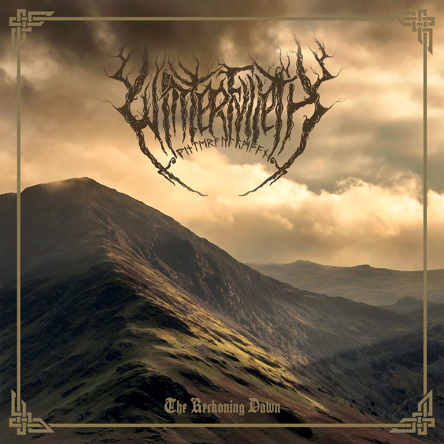 Winterfylleth The Reckoning Dawn Cover