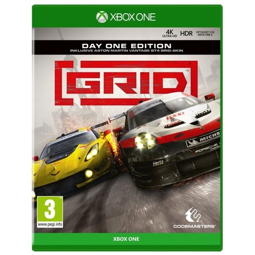 grid day one xbox