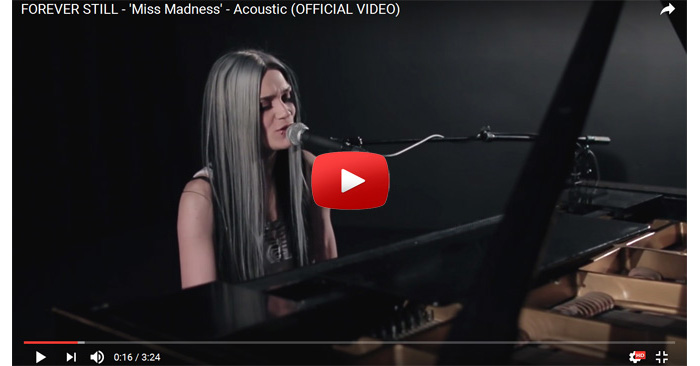 forever still miss madness acoustic video clip