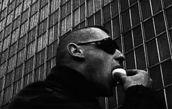 front 242 headhunter video clip