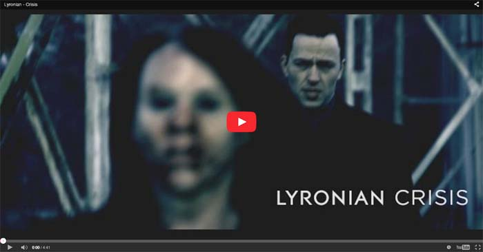 lyronian crisis video clip