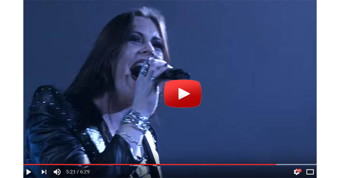nightwish shudder video