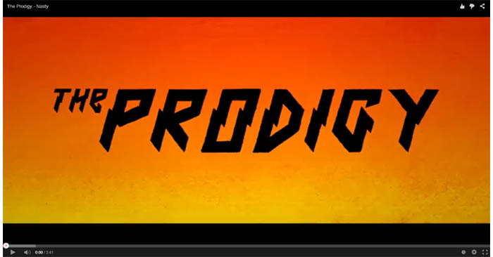 the prodigy nasty video clip