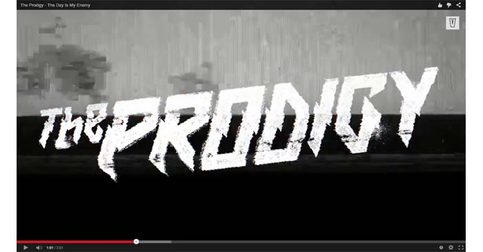 the prodigy the day is my enemy video clip