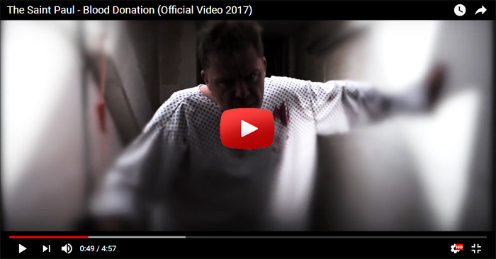 the saint paul blood donation video clip